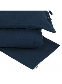 Numero 74 - Duvet Cover Set night blue - 2