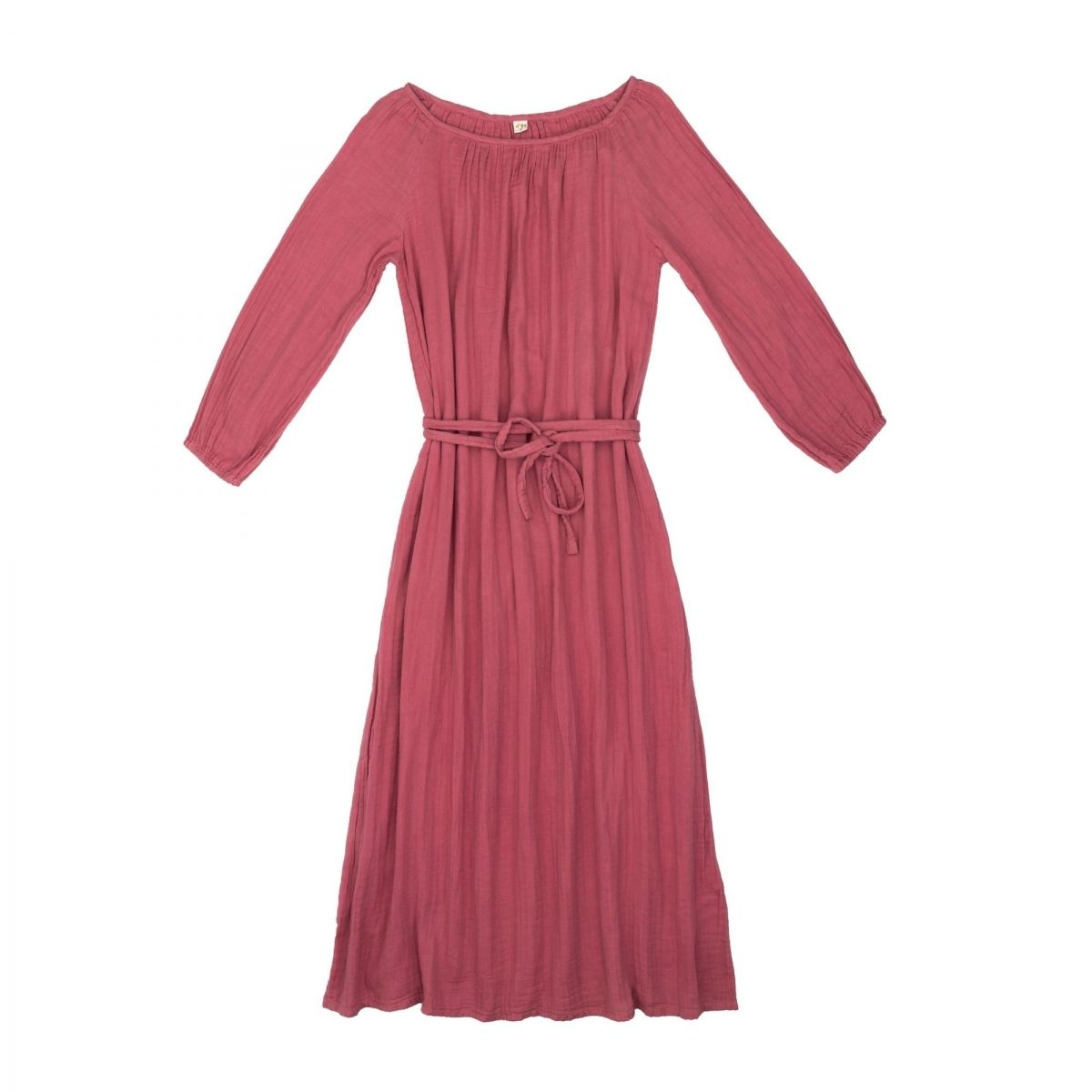 Numero 74 - Dress for mum Nina long rose - 1