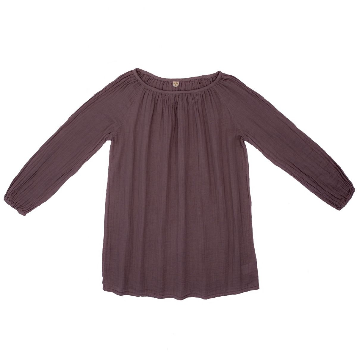 Numero 74 - Tunic for mum Nina dusty lilac - 1