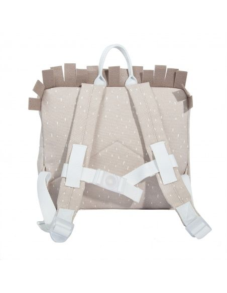 Trixie - Mme cartable Hérisson beige - 3