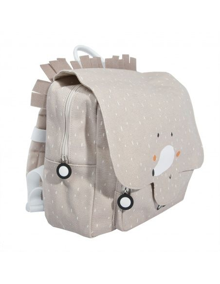 Trixie - Mme cartable Hérisson beige - 2