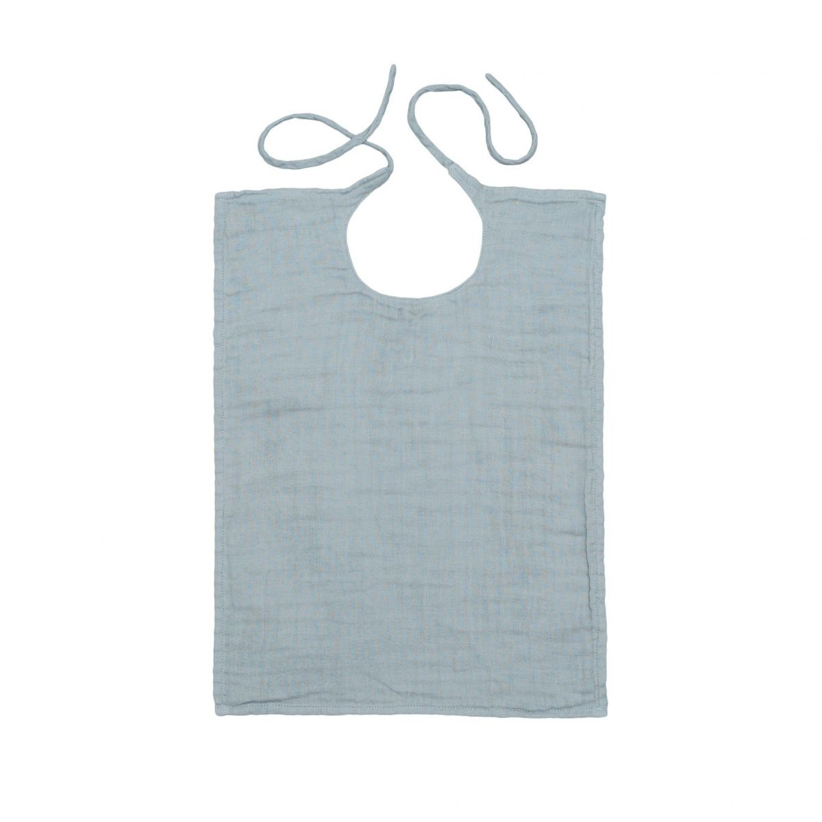 Numero 74 - Baby Bib Square sweet blue - 1