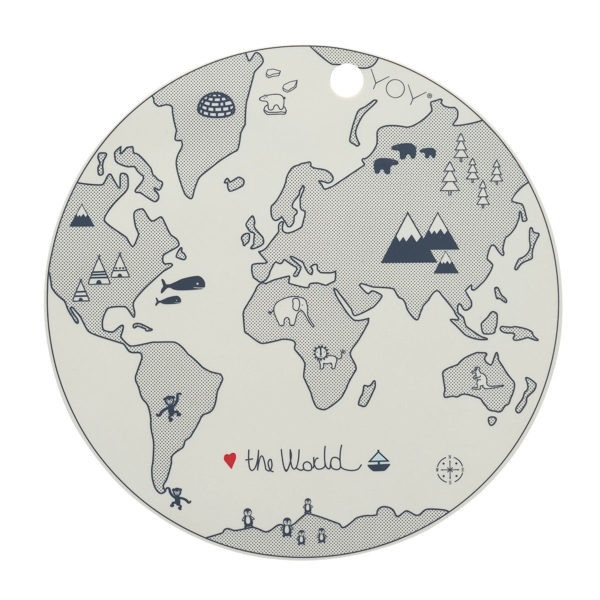 OYOY - Placemate The World - 1