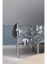 Garbo & Friends - Fauna Junior Bedset BS EU dark green - 3