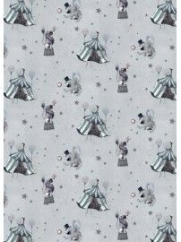 Mrs. Mighetto - The Wallpaper Circus Mighetto blue-grey - 4