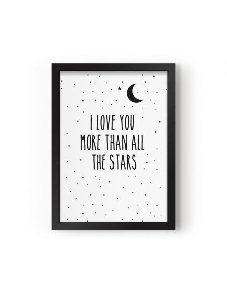 Eef Lillemor-I Love You More Than All The Stars-1 포스터