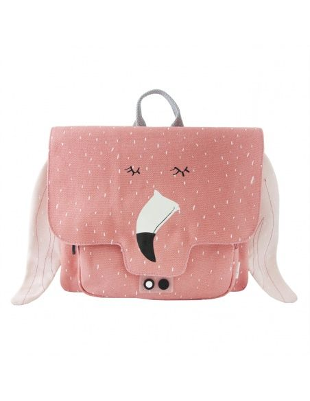 Trixie - Mme cartable Flamant rose - 1