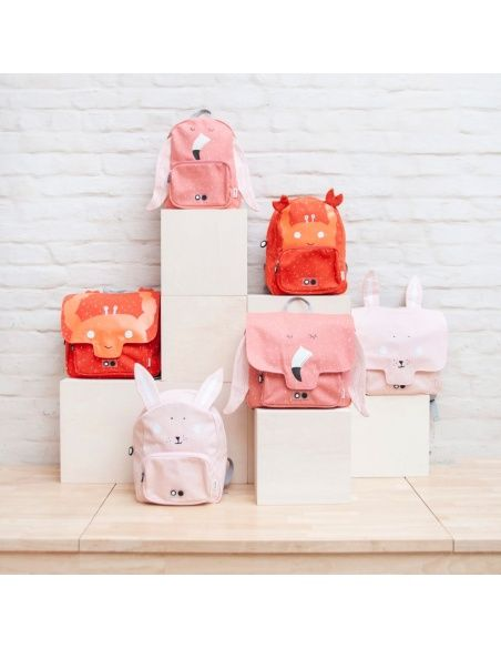 Trixie - Mme cartable Flamant rose - 6