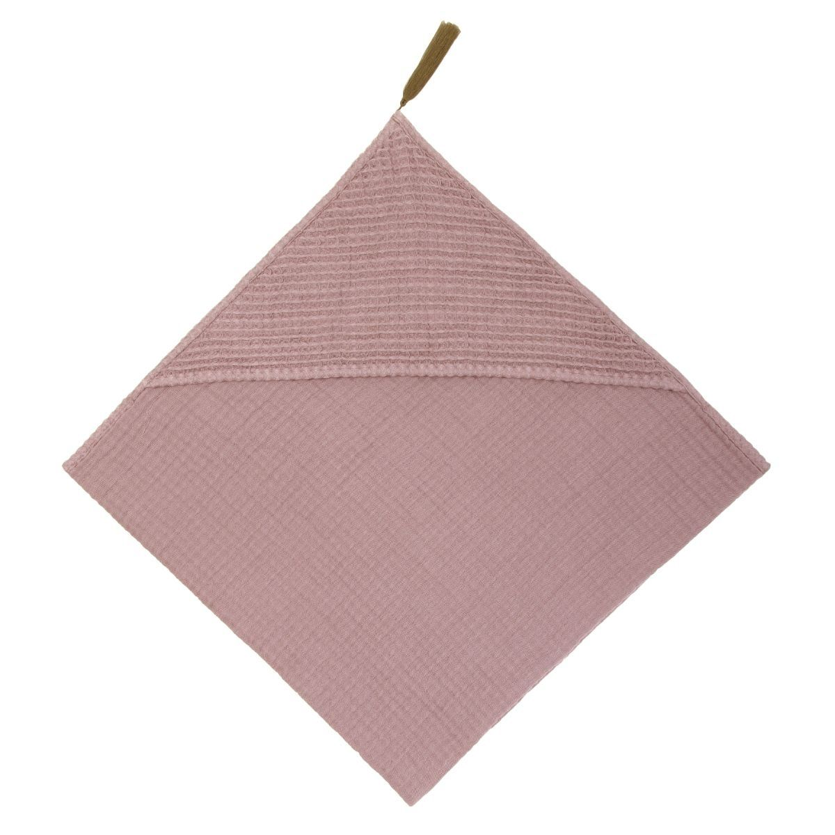 Numero 74 - Baby Towel dusty pink - 1