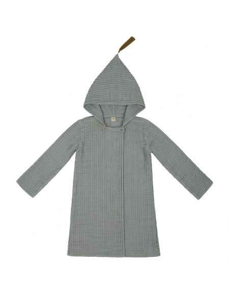 Numero 74 - Bathrobe Kid silver grey - 1