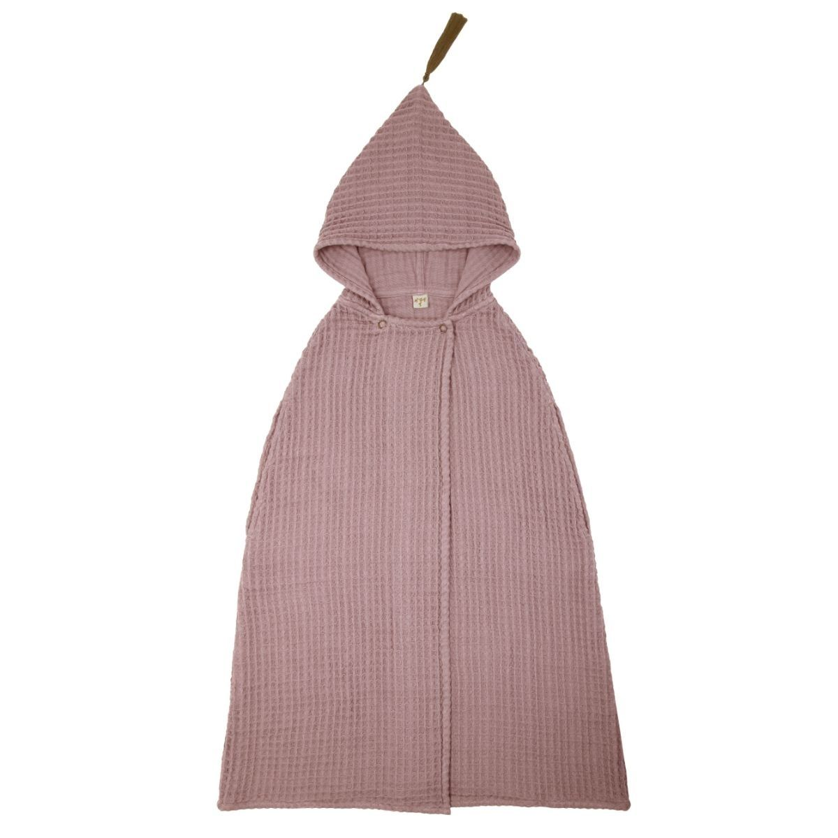 Numero 74 - Poncho Towel dusty pink - 1