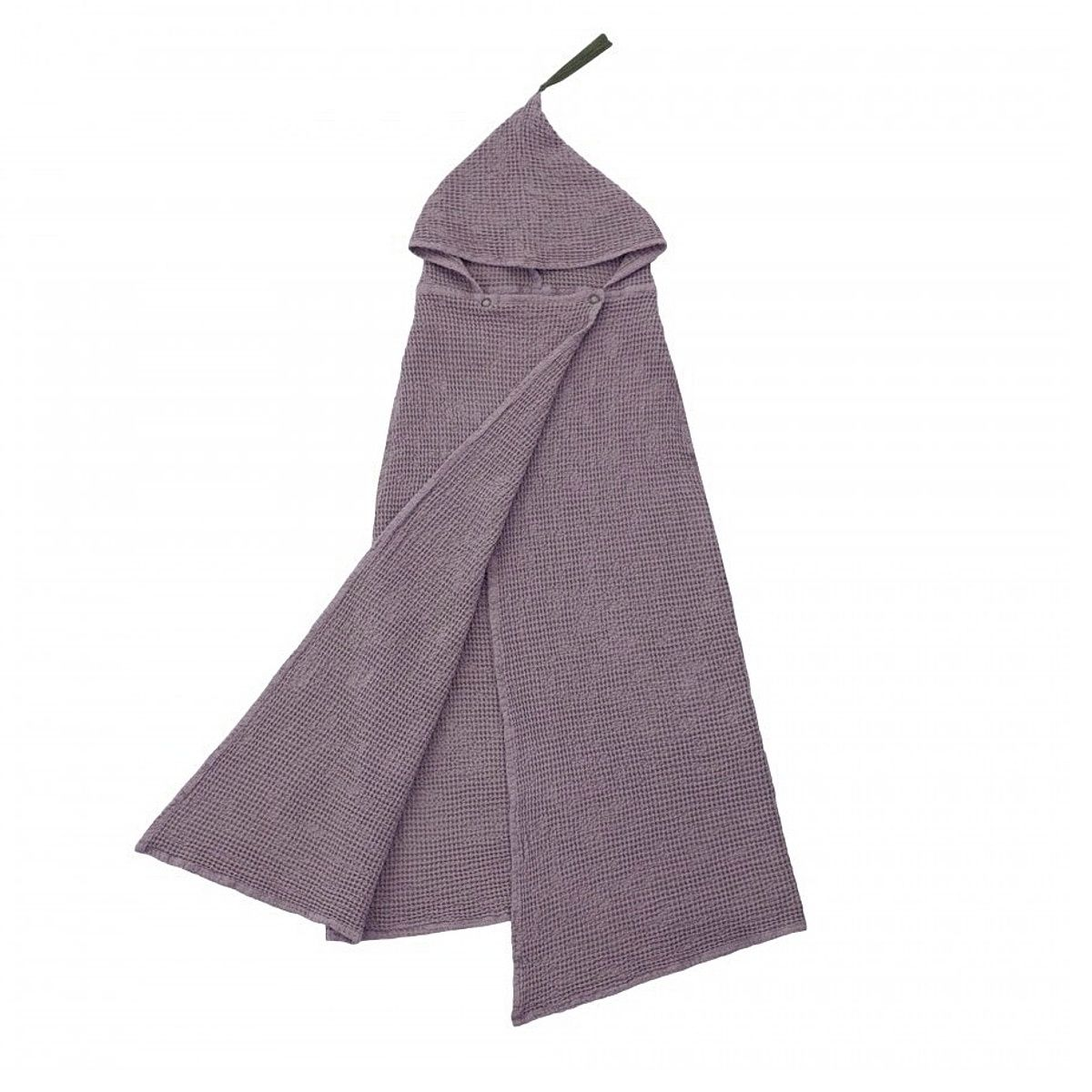 Numero 74 - Poncho Towel dusty lilac - 1