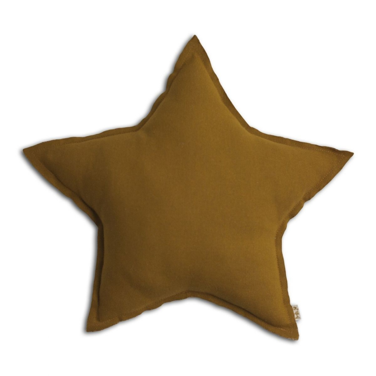 Numero 74 - Star cushion gold - 1