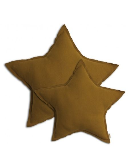 Numero 74 - Star cushion gold - 2