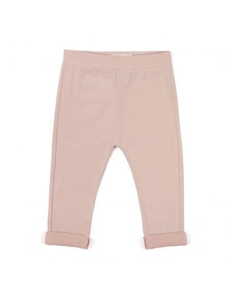 Phil & Phae - Trousers basic jersey pink - 2