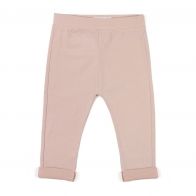 Trousers basic jersey pink