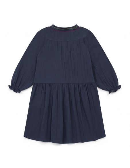 Bonton - Dress Serena navy - 2