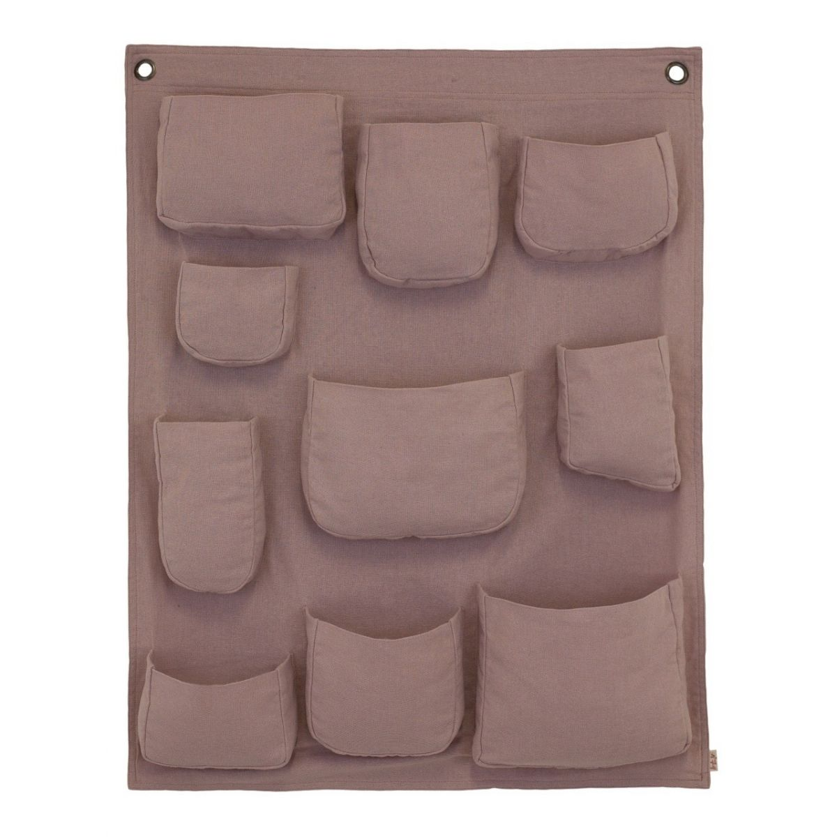 Numero 74 - Wall Pocket dusty pink - 1