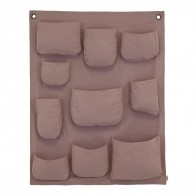 Wall Pocket dusty pink