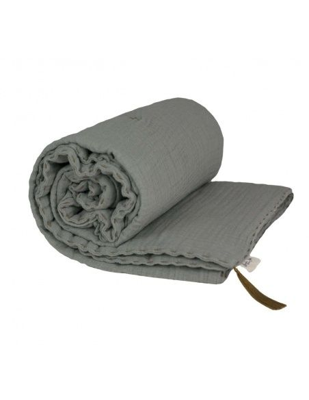 Numero 74 - Winter Blanket silver grey - 1