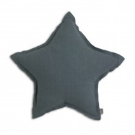 Star cushion ice blue