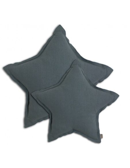Numero 74 - Star cushion ice blue - 2
