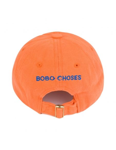 Bobo Choses - A Dance Romance Cap Orange - 3