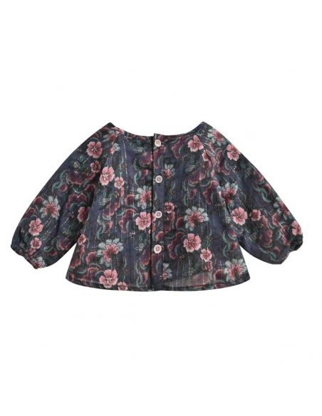 Louise Misha - Blouse Calleta multicolor - 2