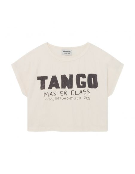 Bobo Choses - Tango Short Sleeve T-shirt White - 1