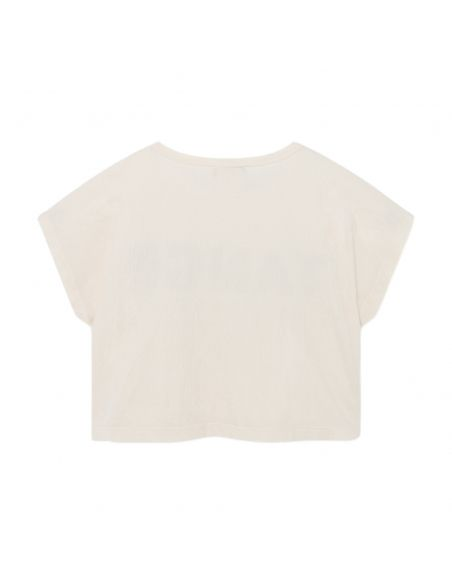 Bobo Choses - Tango Short Sleeve T-shirt White - 2