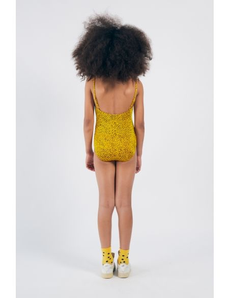 Bobo Choses - All Over Leopard Swimsuit Yellow - 5