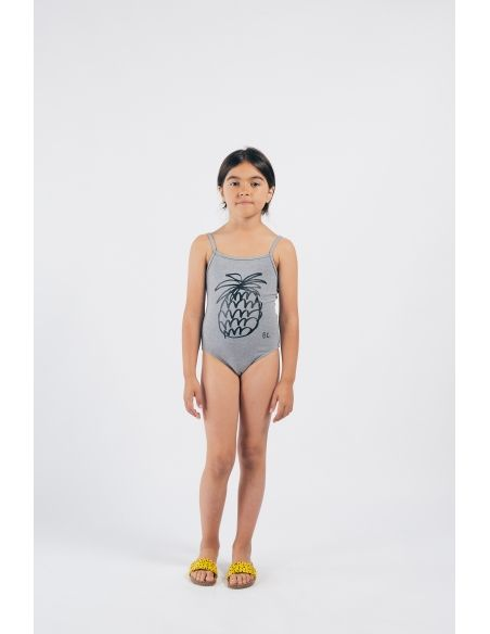 Bobo Choses - Pineapple Swimsuit Grey - 3