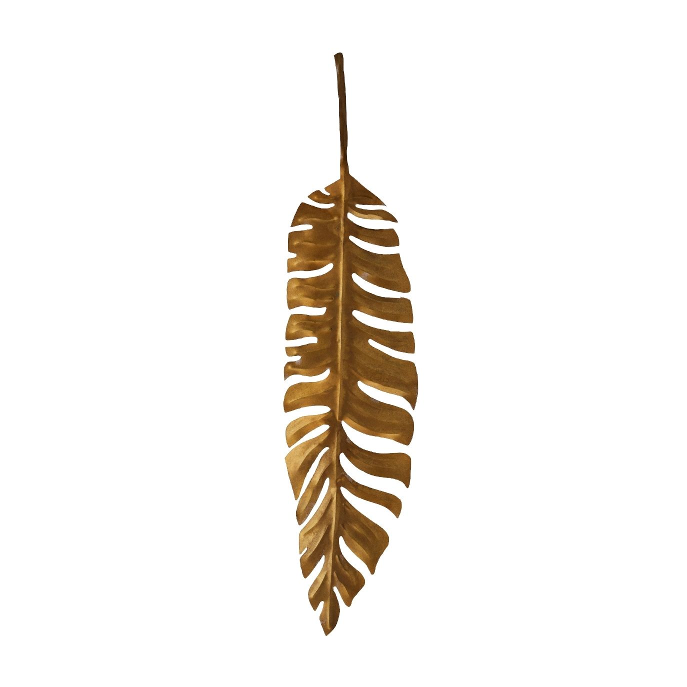 Madam Stoltz - Hanging iron leaf - 1