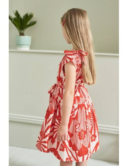 Caramel Baby & Child - Dress Notting Hill Red - 2