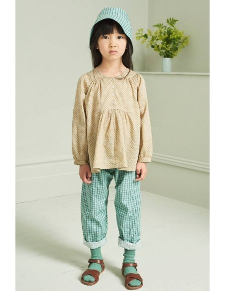 Caramel Baby & Child - Chelsea Trousers Green - 3