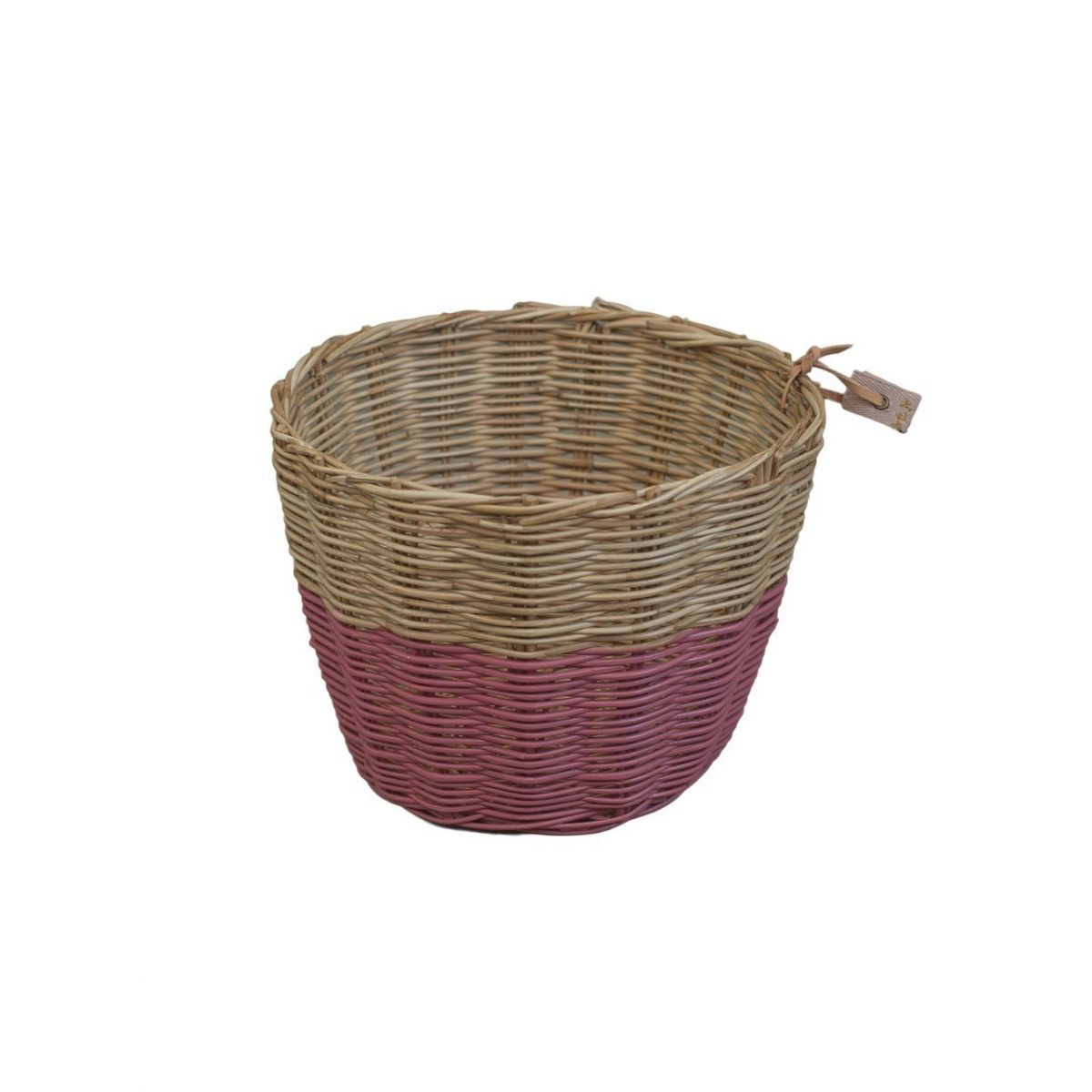 Numero 74 - Basket rattan rose - 1