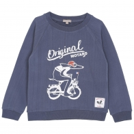 Motard Sweatshirt navy