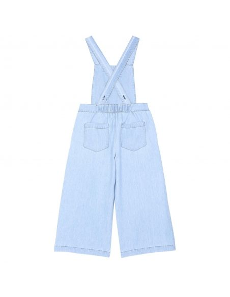 Emile et Ida - Overalls Chambray blue - 1