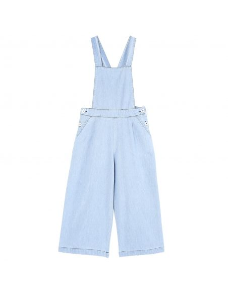 Emile et Ida - Overalls Chambray blue - 2