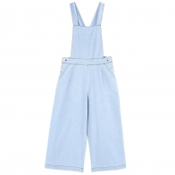 Overalls Chambray blue