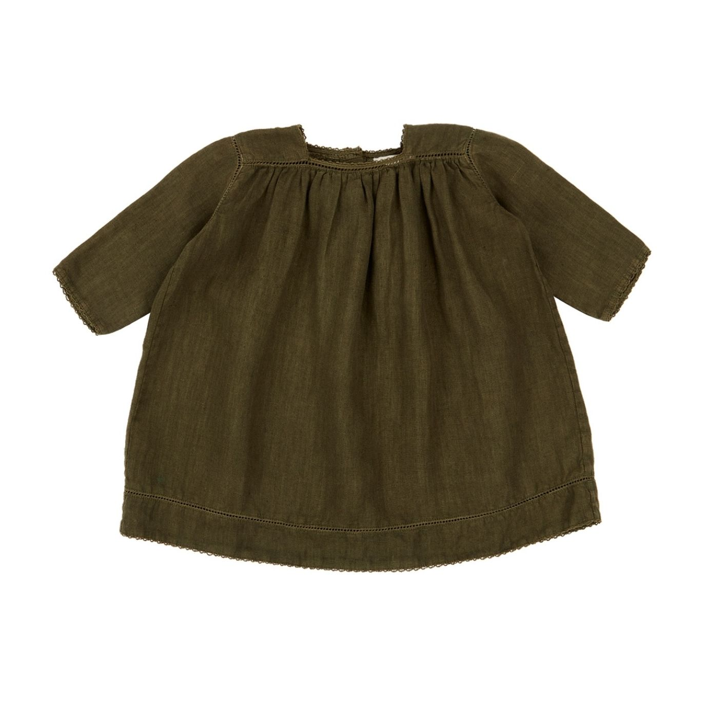 Caramel Baby & Child - Dress Wimbledon Baby Green - 1