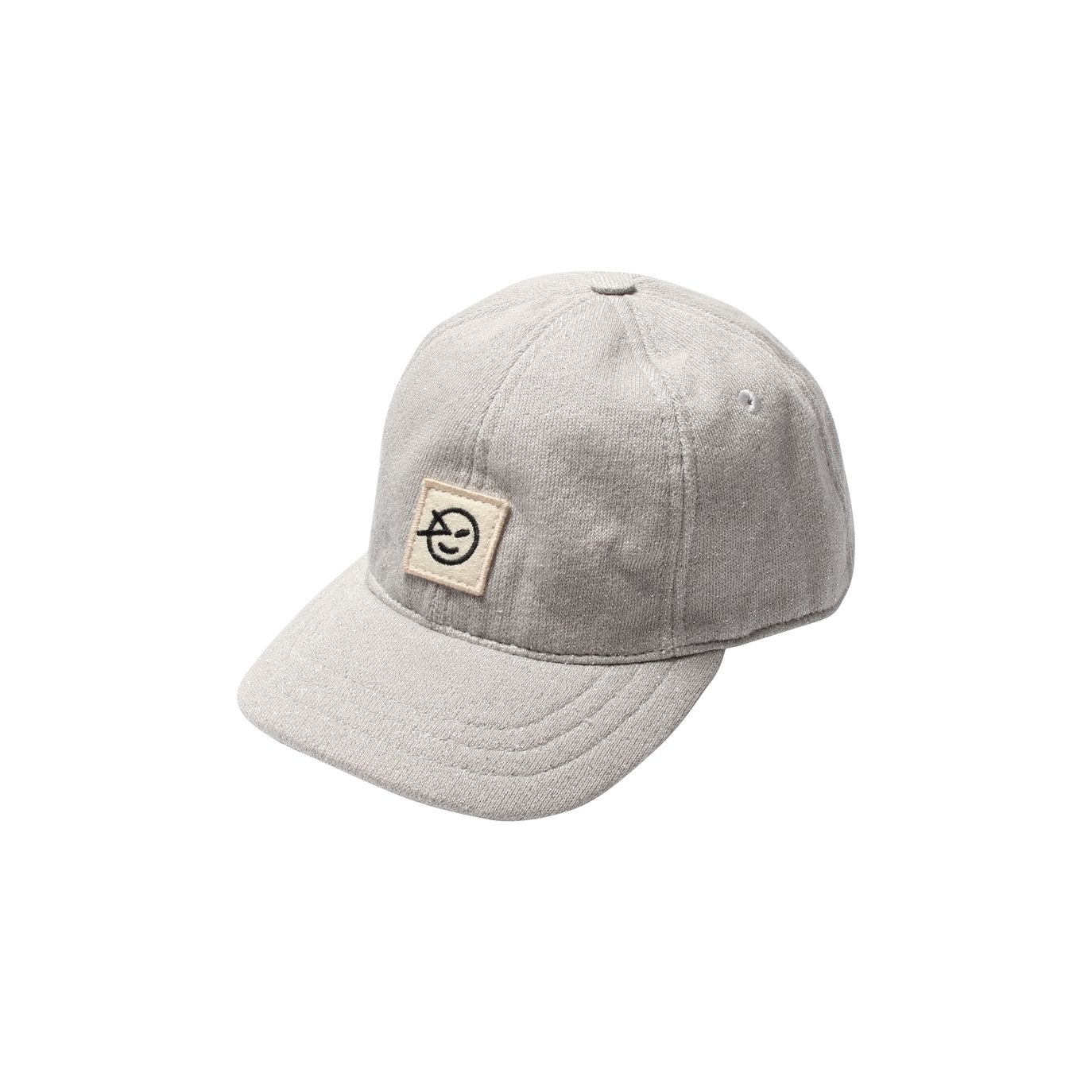 Wynken - Badge Cap Silver - 1