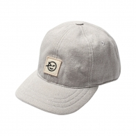 Badge Cap Silver