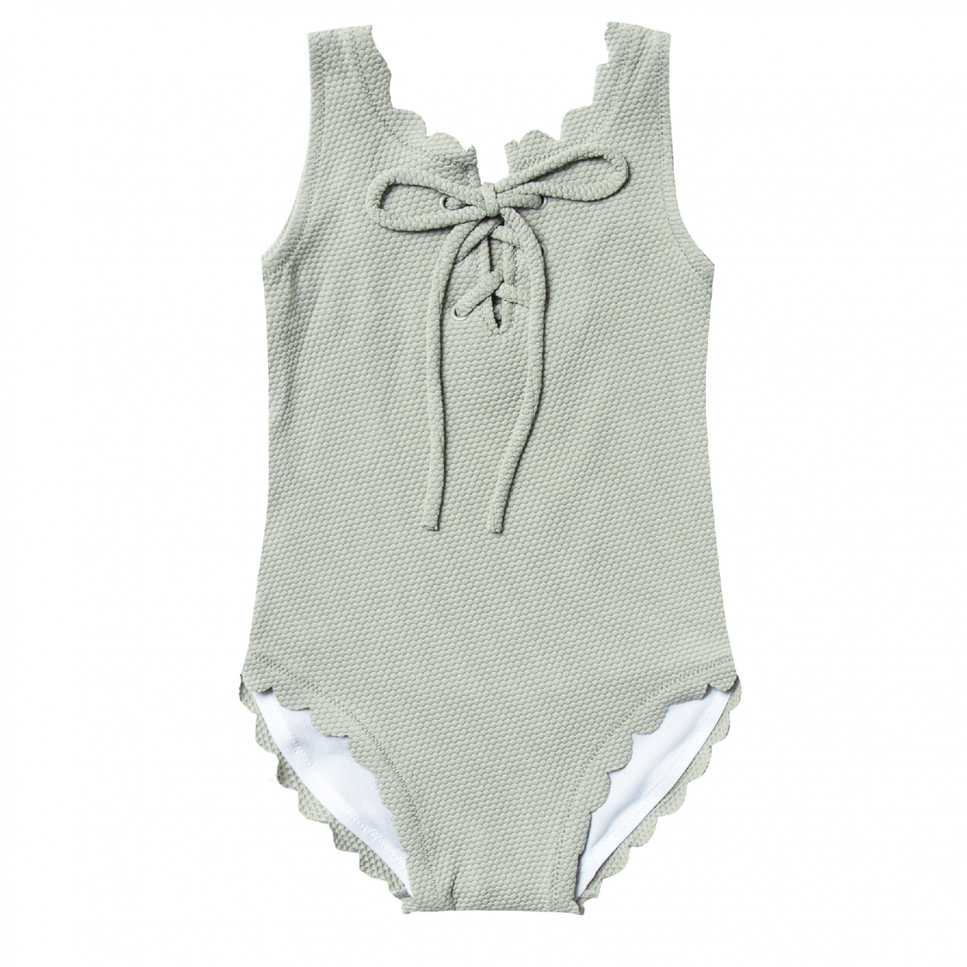 Rylee and Cru - Laced Onepiece Green - 1