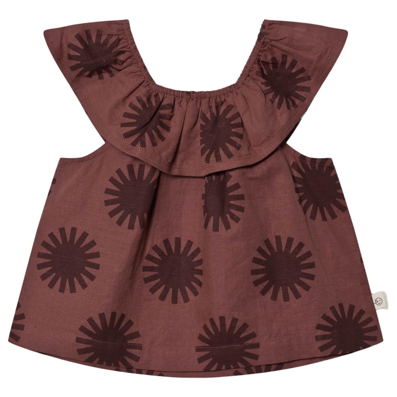 Wynken - Flamenco Top Clay red - 1