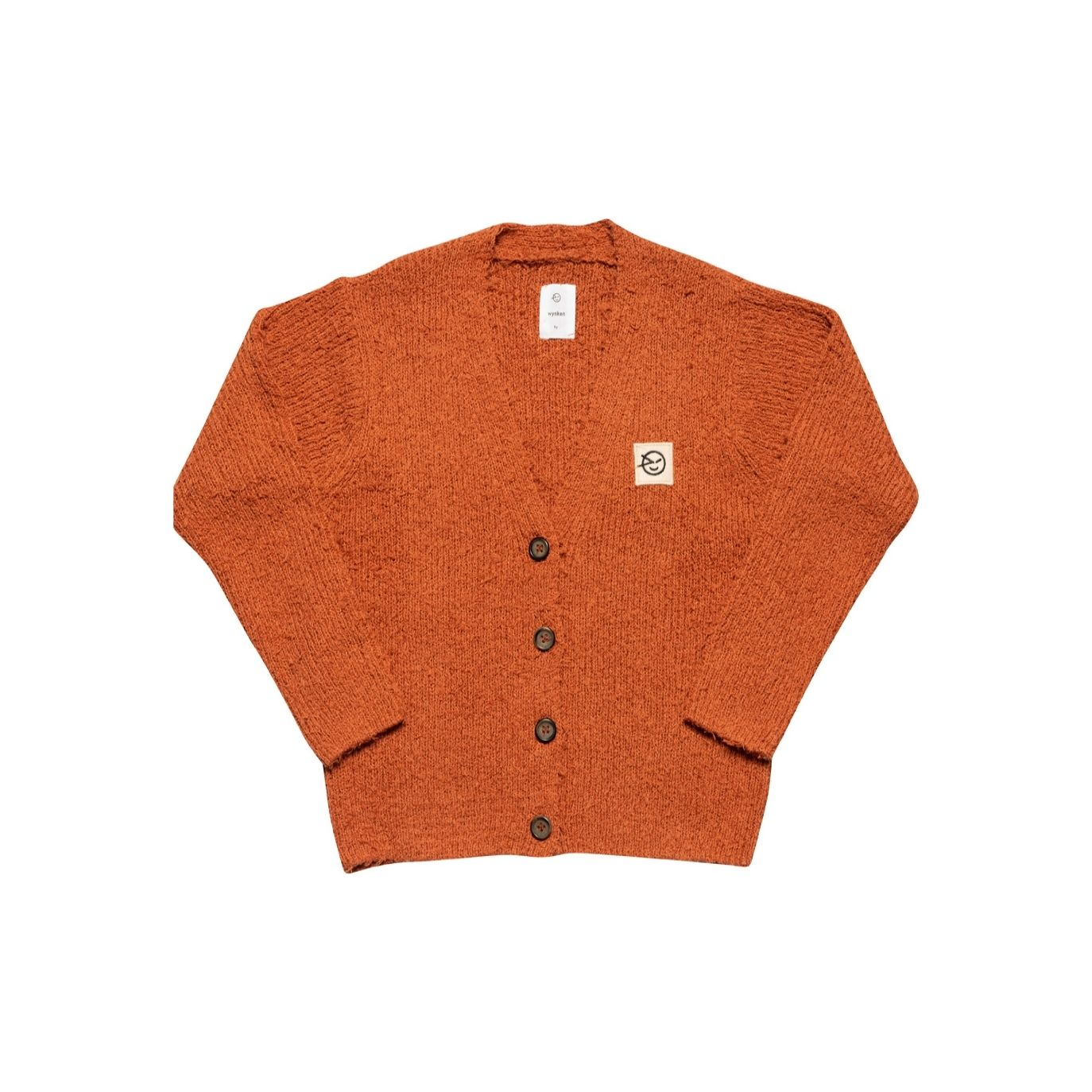 Wynken - Cardigan Shaggy Clay - 1