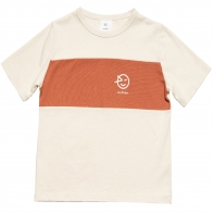 Wynken Cut Work Tee multicolor