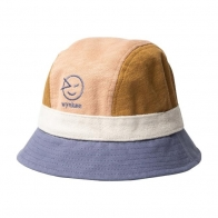 Havana Hat Dull Pink Bronze multicolor