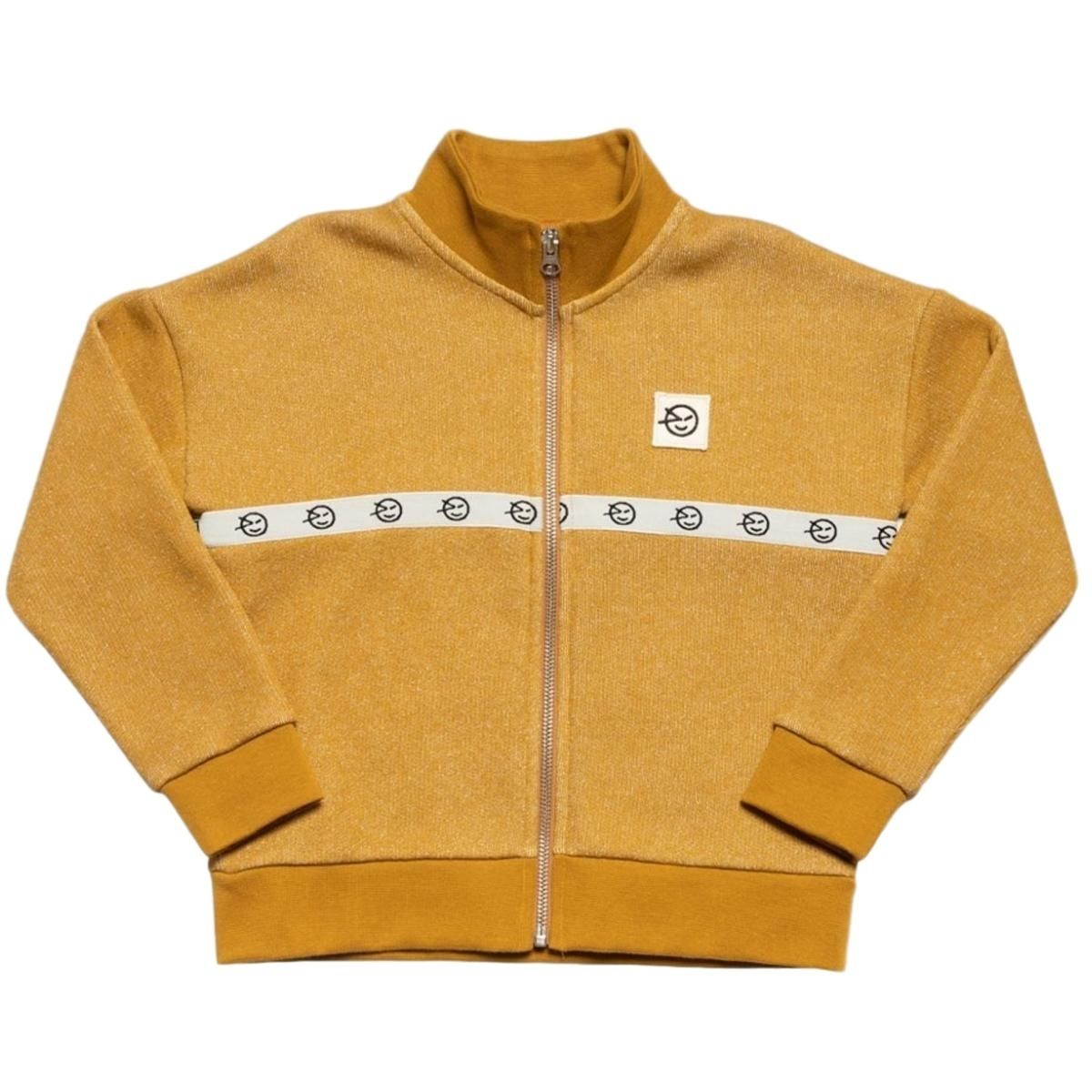 Wynken - Modern Track Top Golden - 1