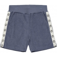 Track Short Blue Terry